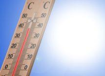 meteo estate 2019 temperature