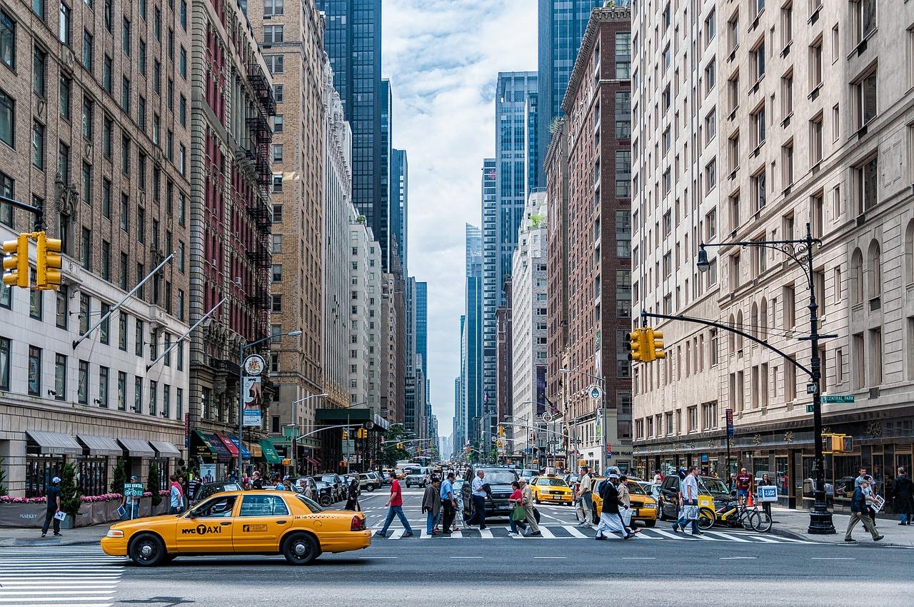 new york luoghi