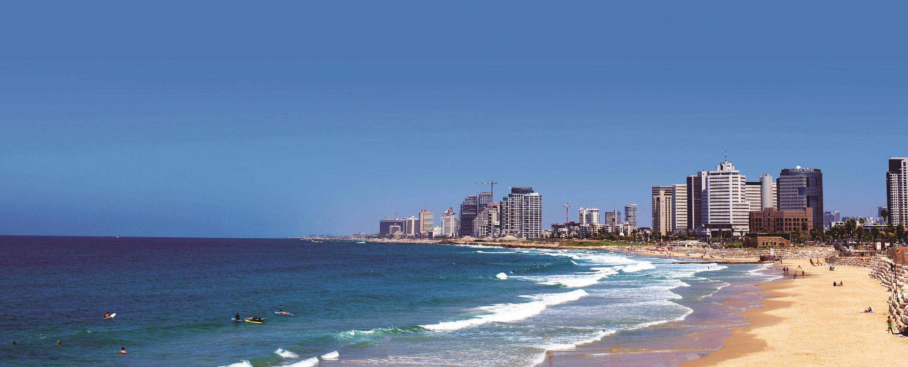 Tel Aviv, cosa vedere durante l'Eurovision
