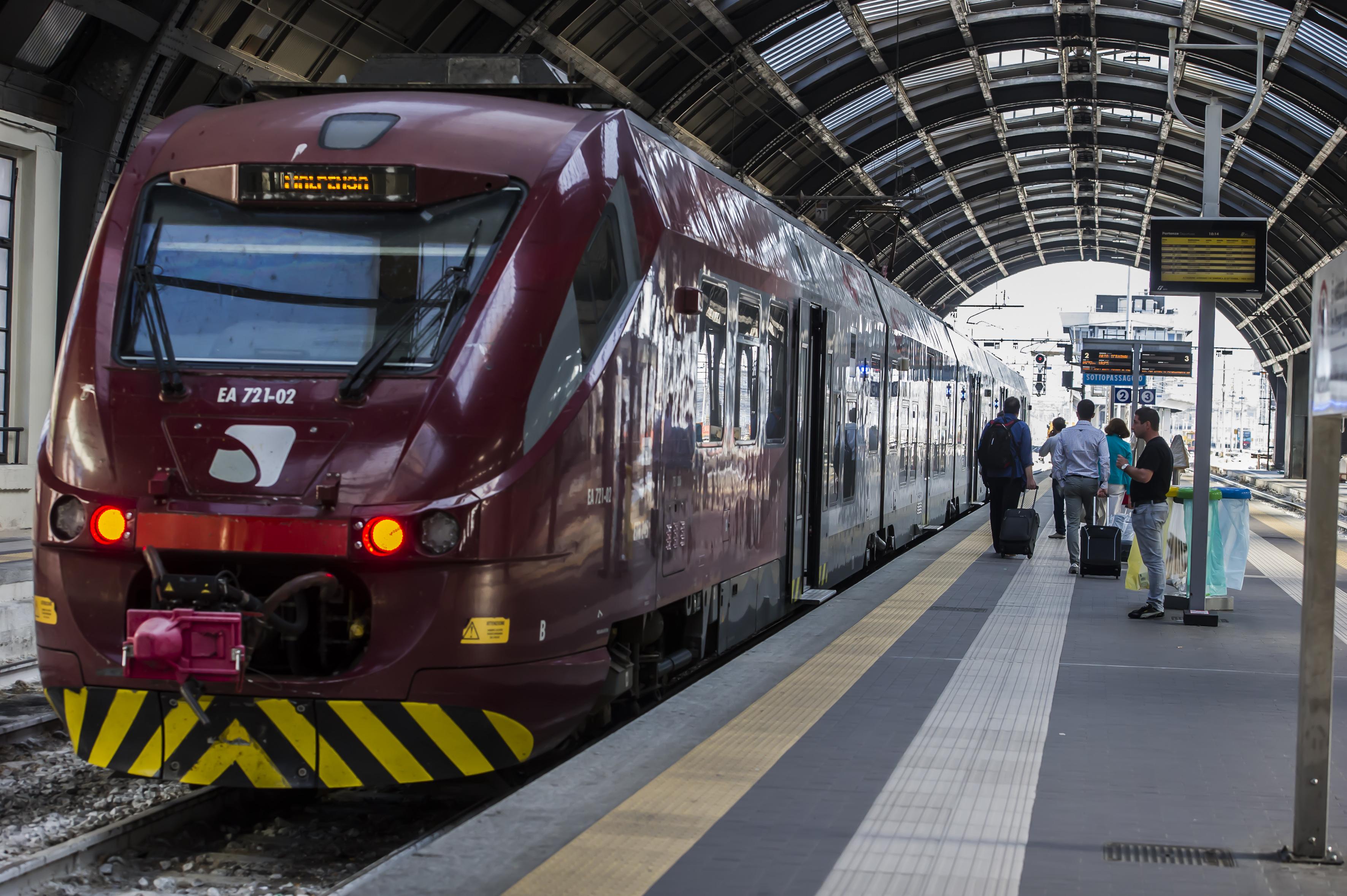 Malpensa Express compleanno: i primi 20 anni del treno