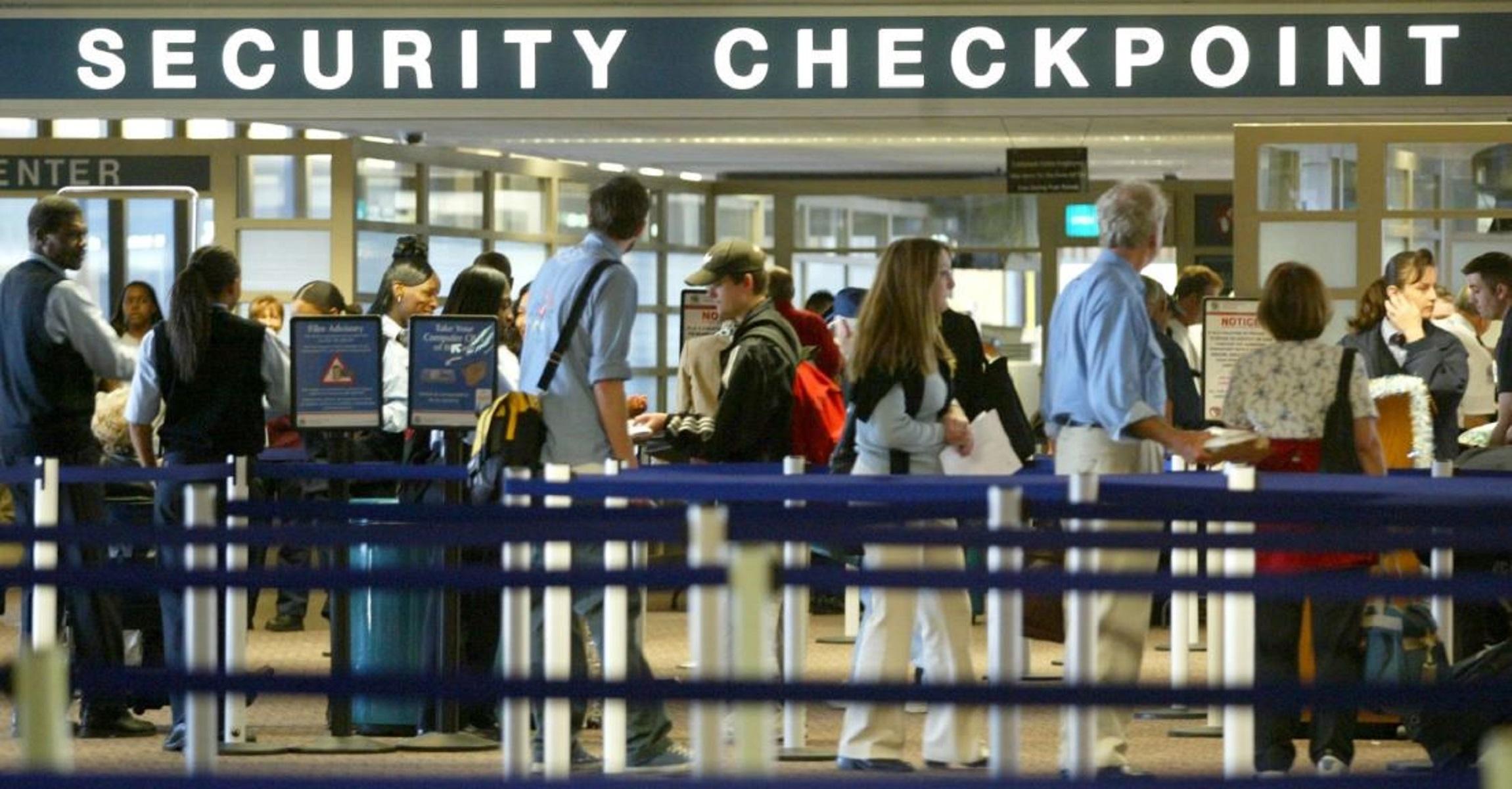 Aeroporti, arriva lo scanner 3D: a cosa serve?