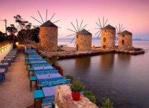 Chios, cosa vedere e le migliori spiagge
