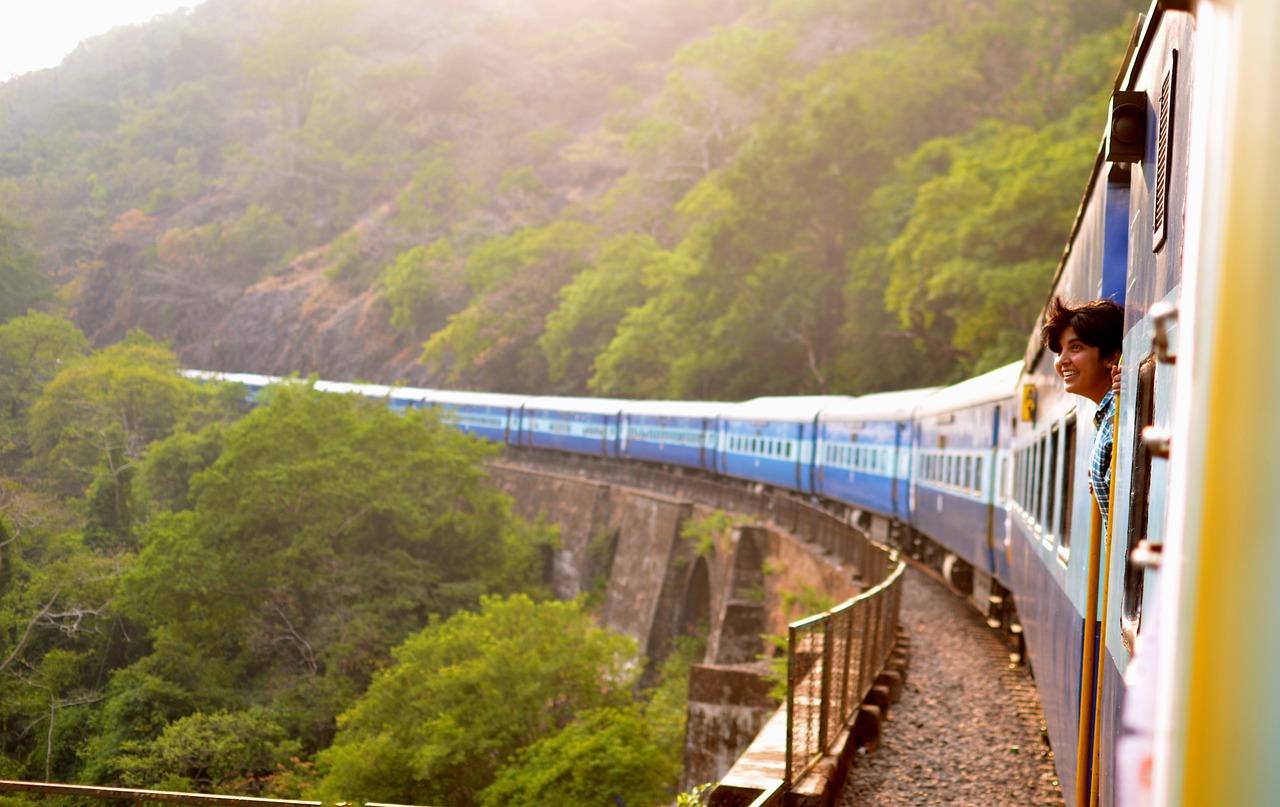 giro del mondo in treno