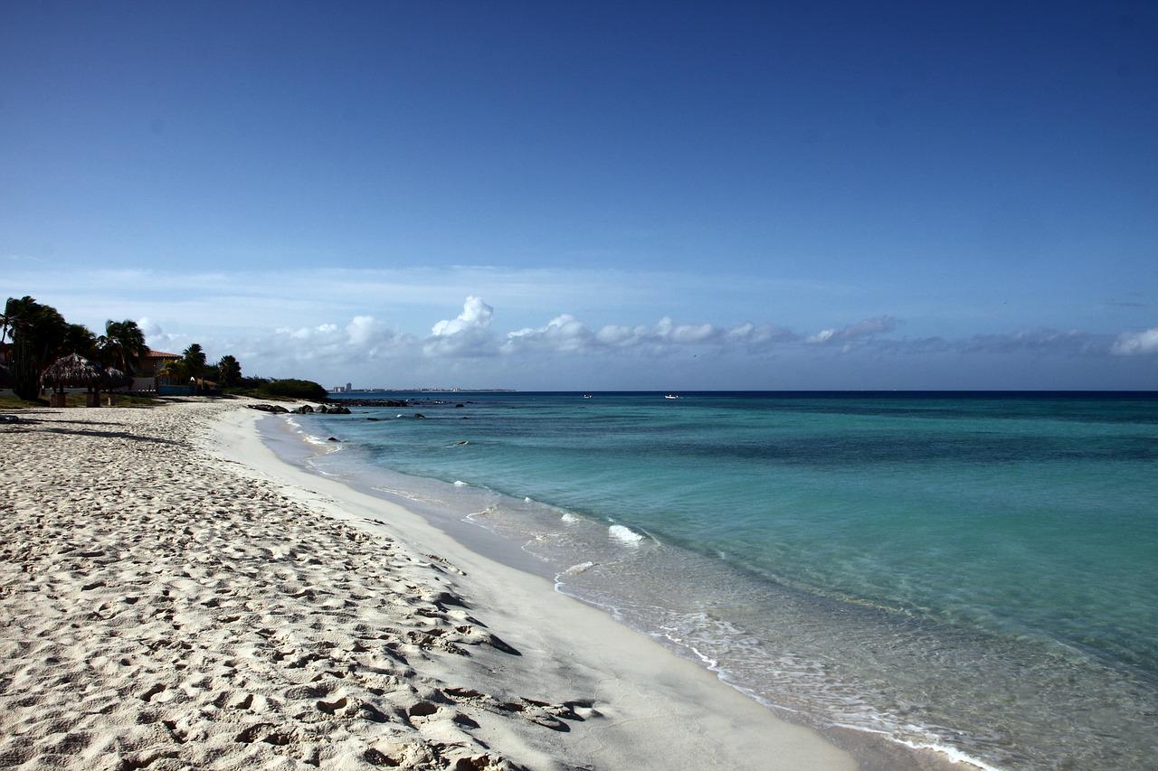isola aruba spiagge