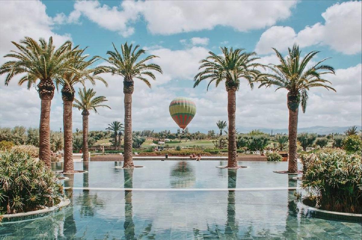 marrakech clima