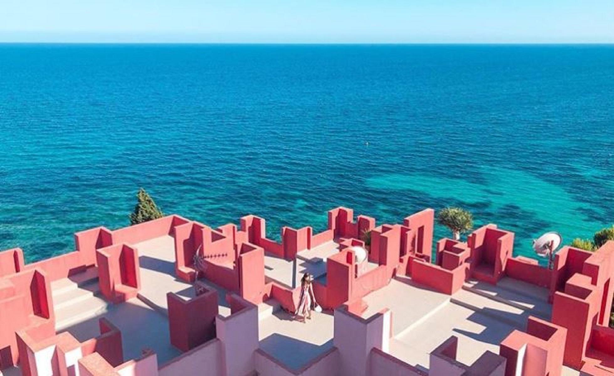 Muralla Roja spagnola: come visitarla e cosa è