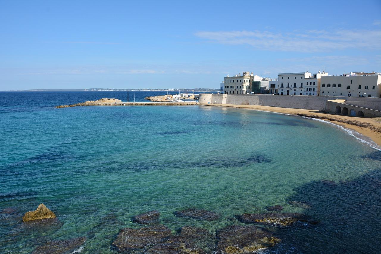 puglia spiagge da visitare