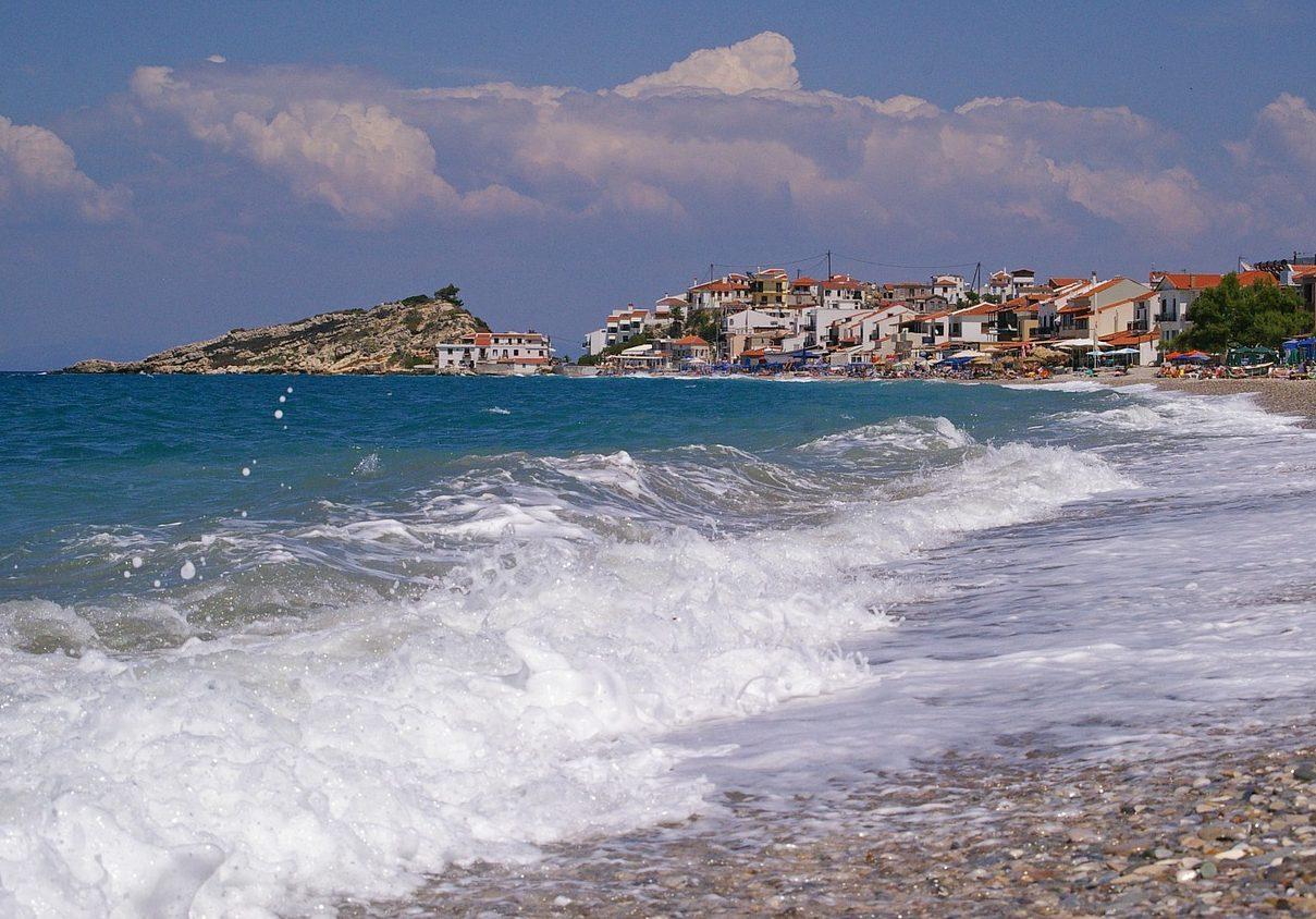 samos spiagge