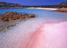 spiagge rosa più belle