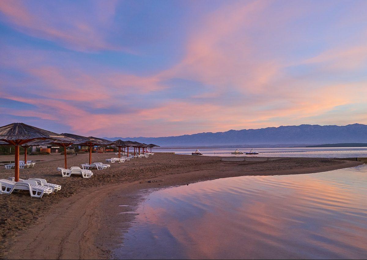 spiagge croazia con sabbia
