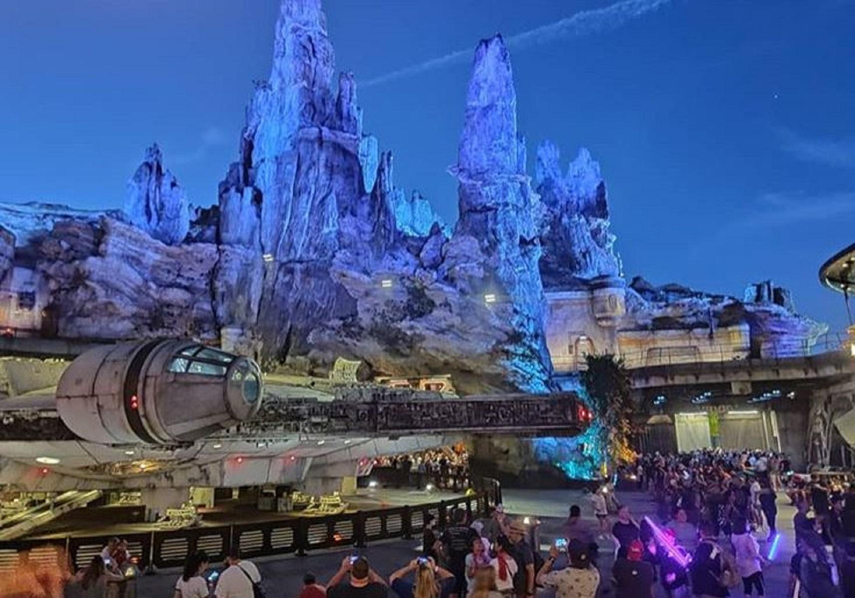 Parchi Star Wars in America: come sono fatti e dove si trovano