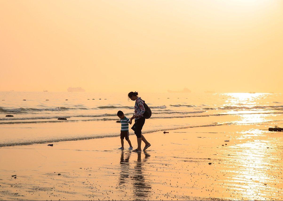 viaggi per single con figli