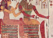 animali sacri egizi