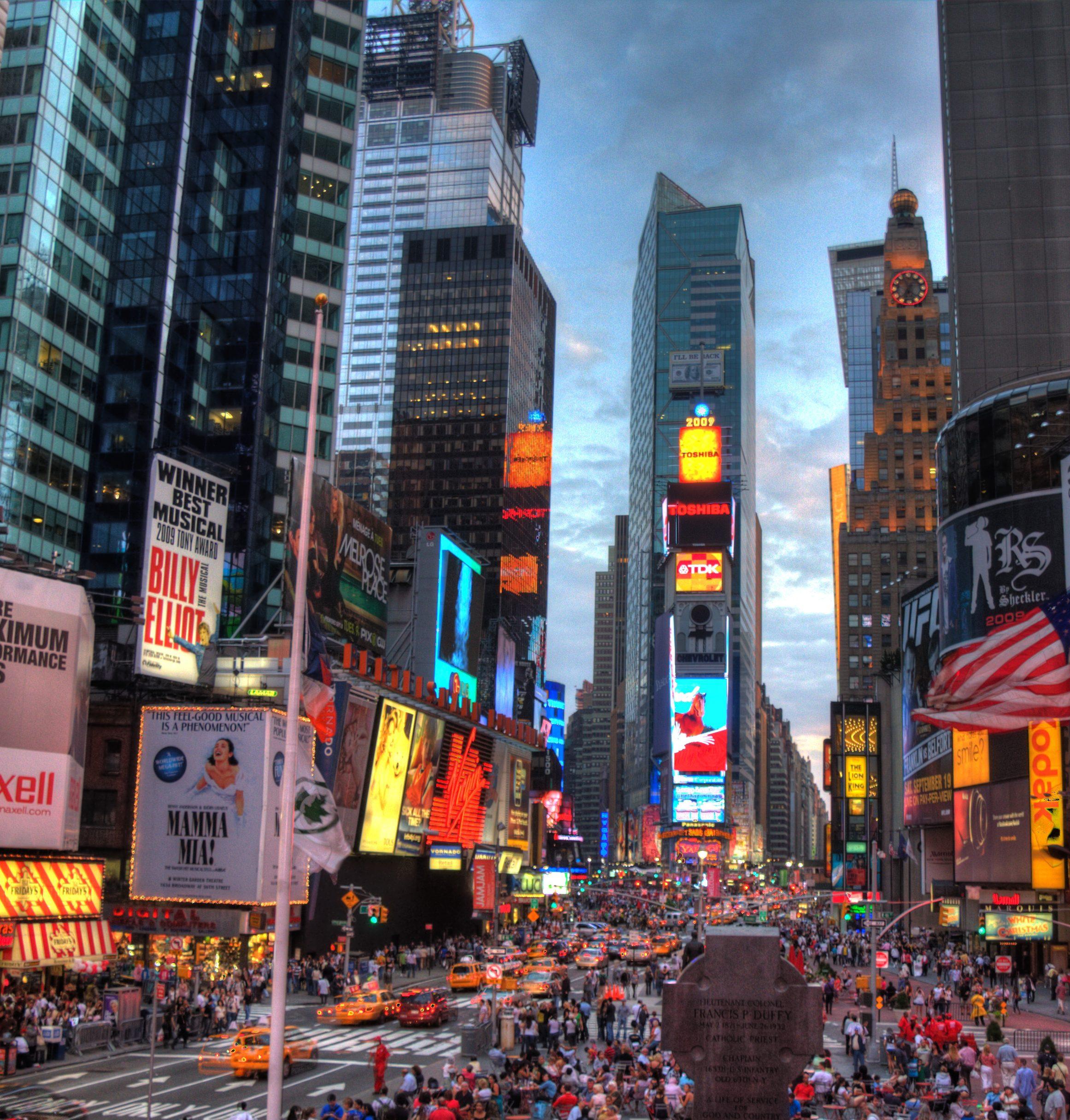 cosa fare a new york in 7 giorni