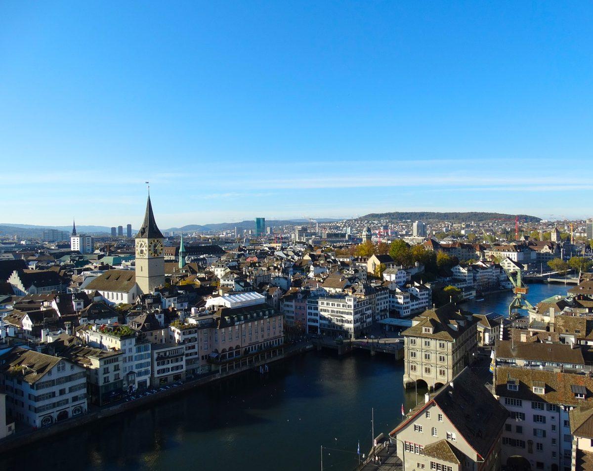 cosa vedere a Zurigo in un giorno