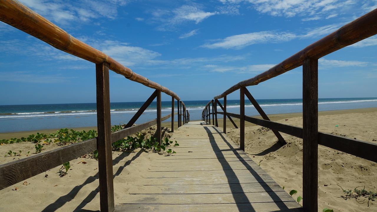 ecuador spiagge