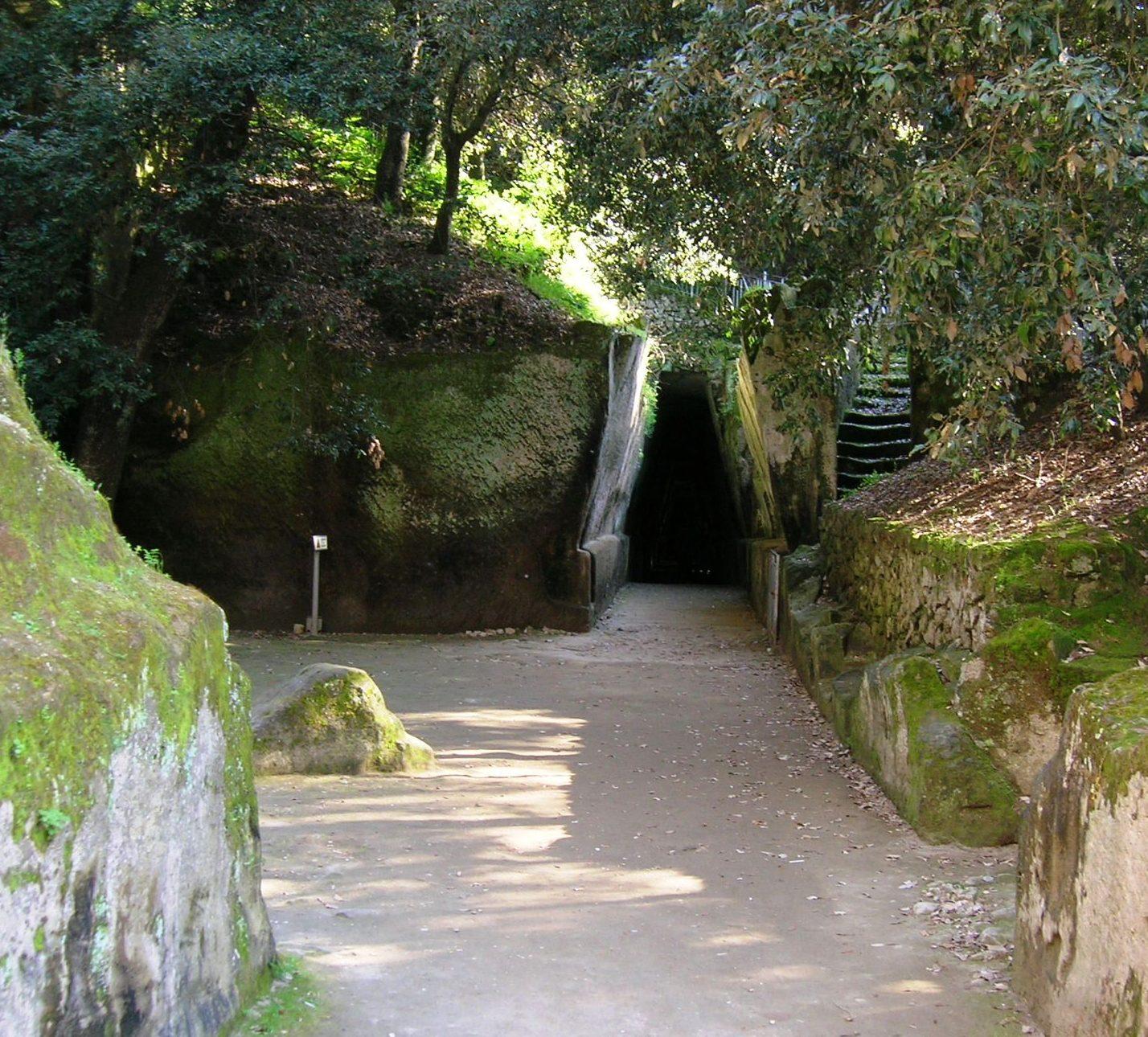 grotta della sibilla