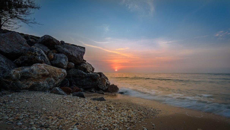 mare vicino a bangkok