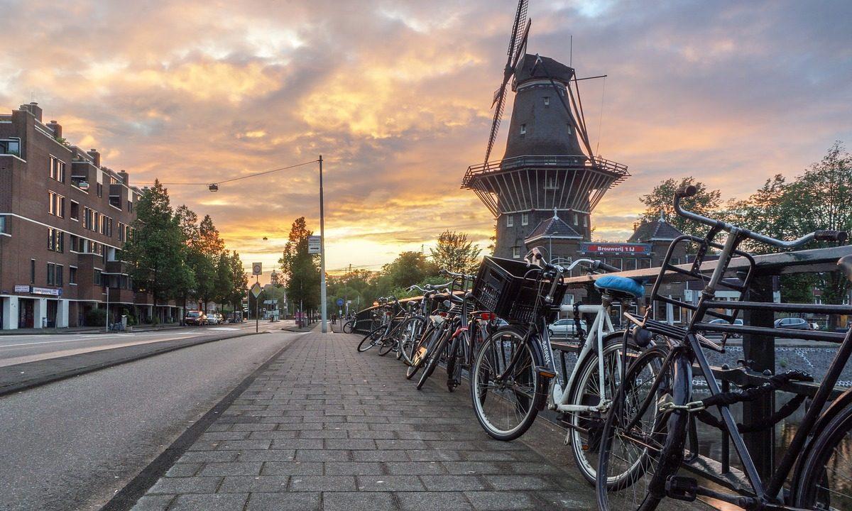 mulini di amsterdam