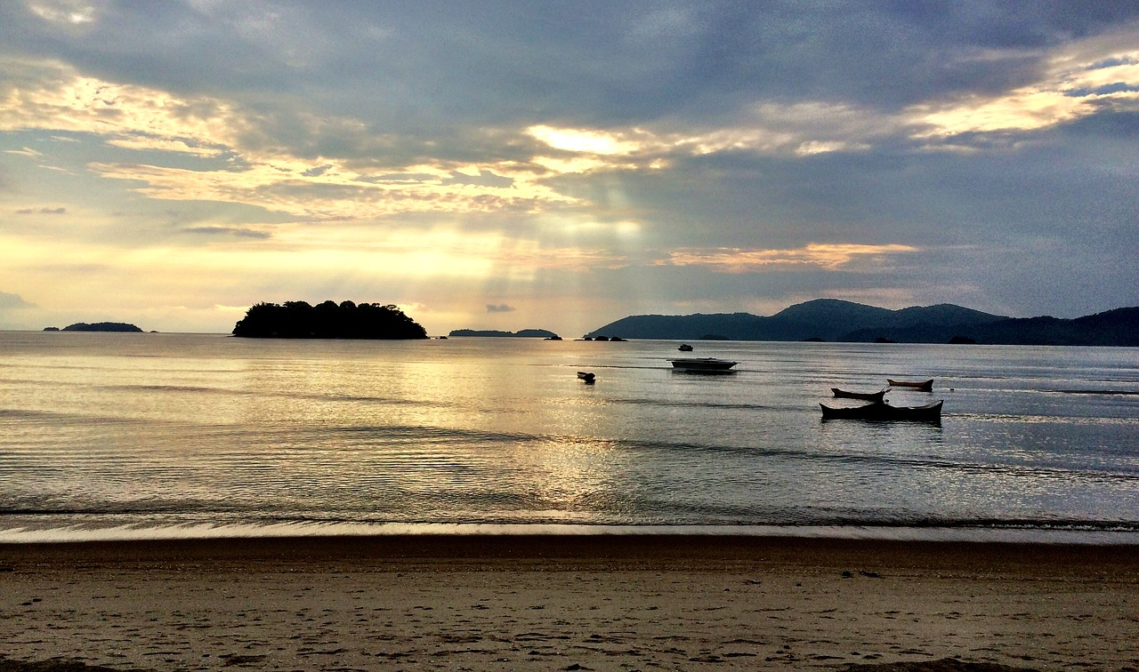 paraty spiagge