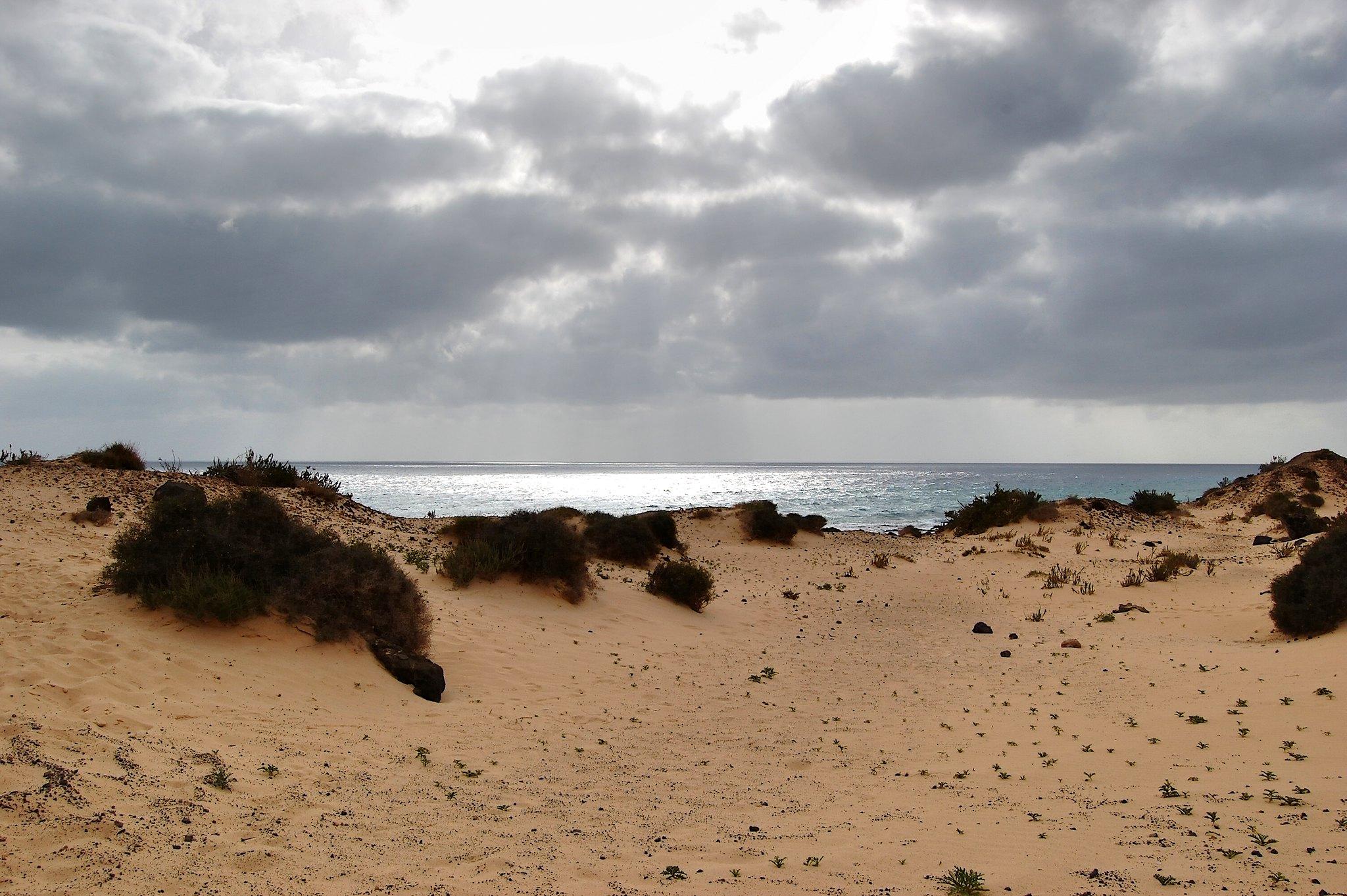 parco naturale di Corralejo