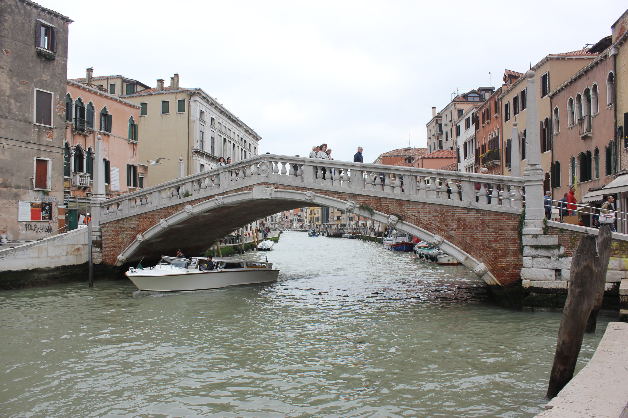ponte delle guglie venezia