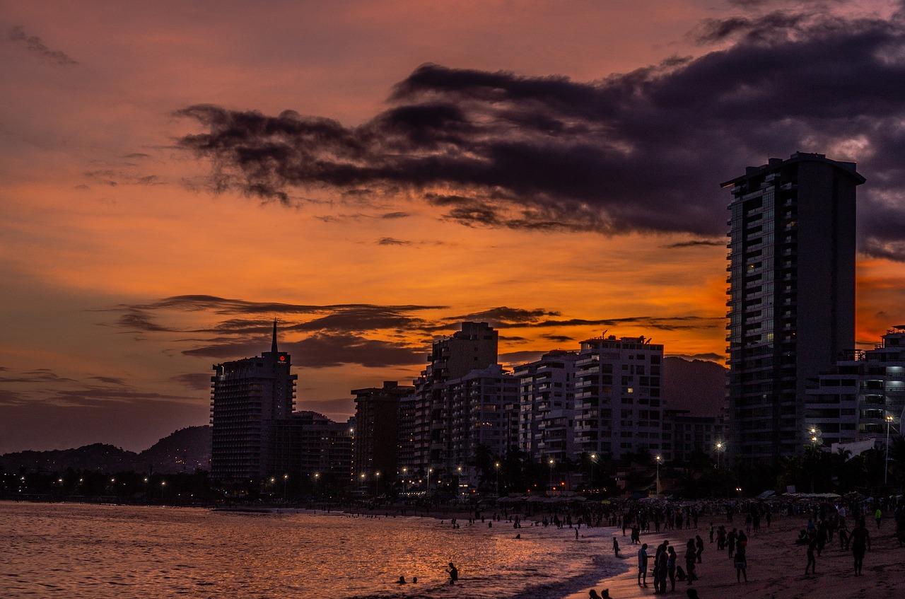 acapulco messico vita notturna