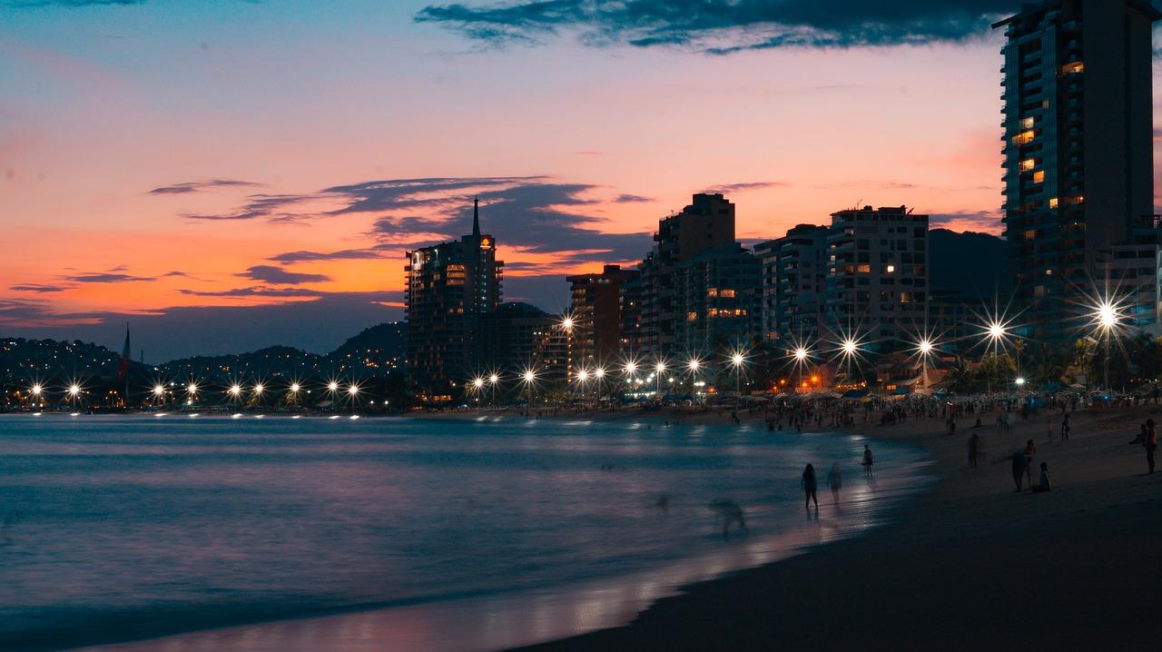 acapulco messico