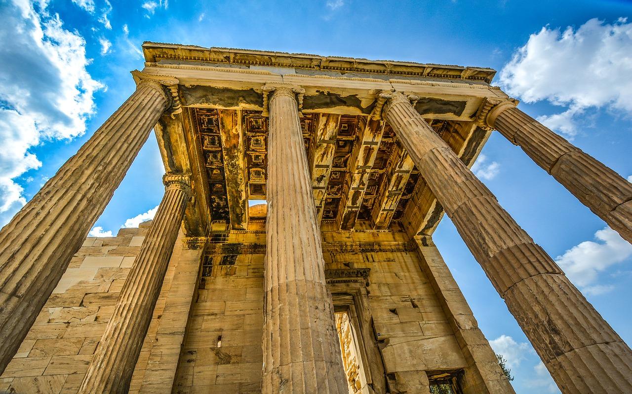 acropoli di atene storia