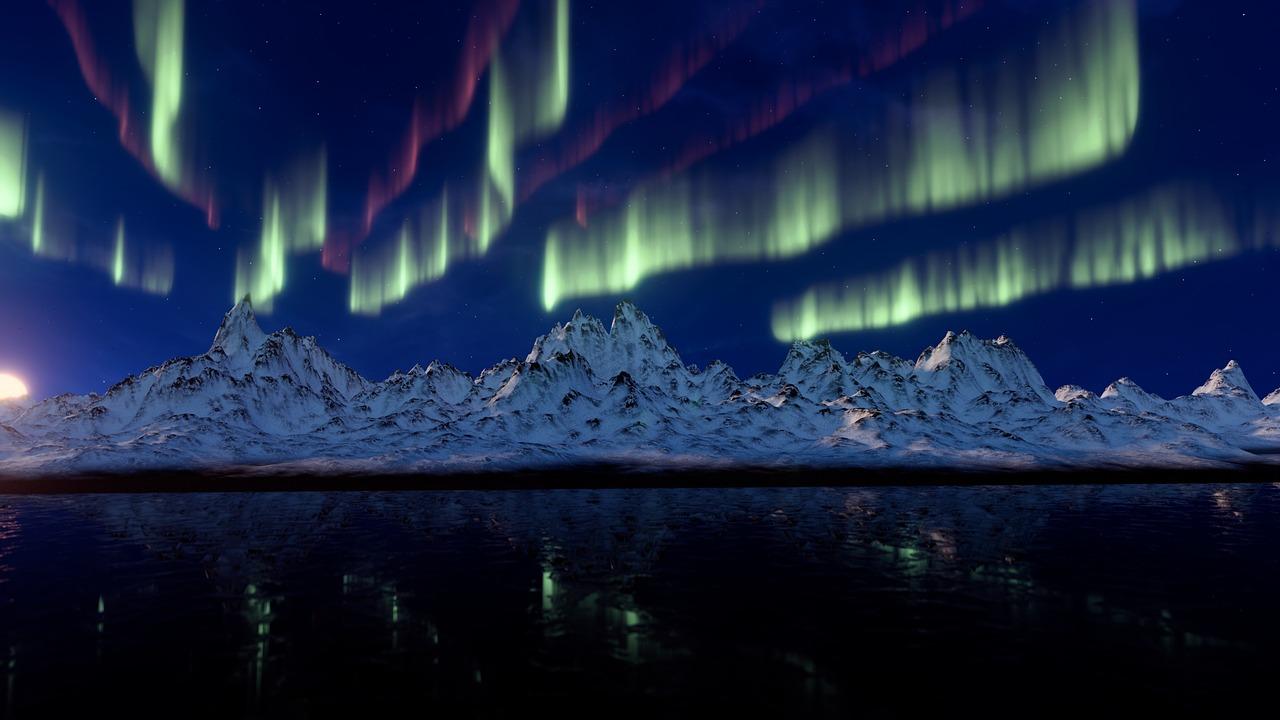 aurora boreale dove vederla e quando