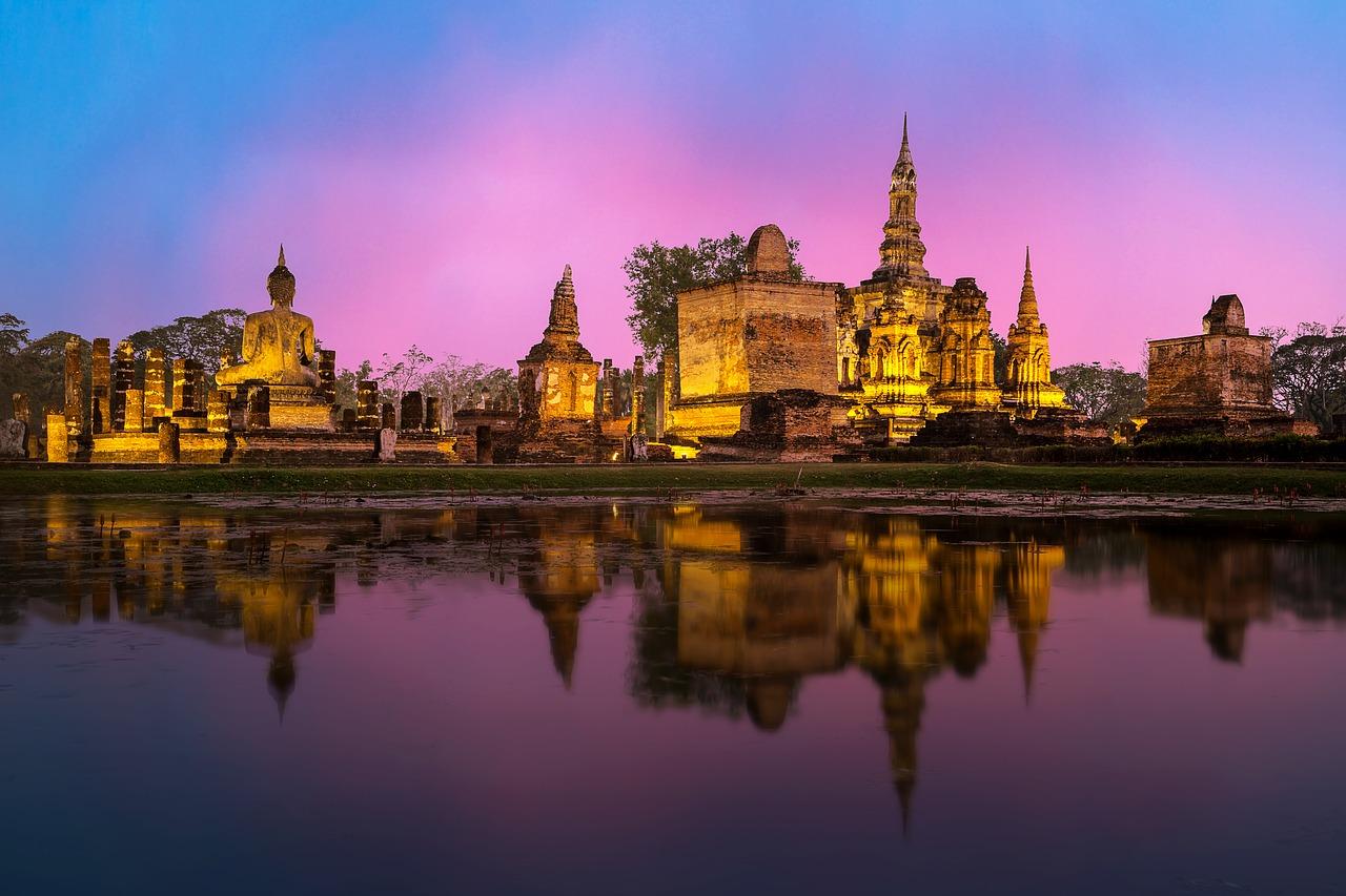 Ayutthaya o Sukhothai