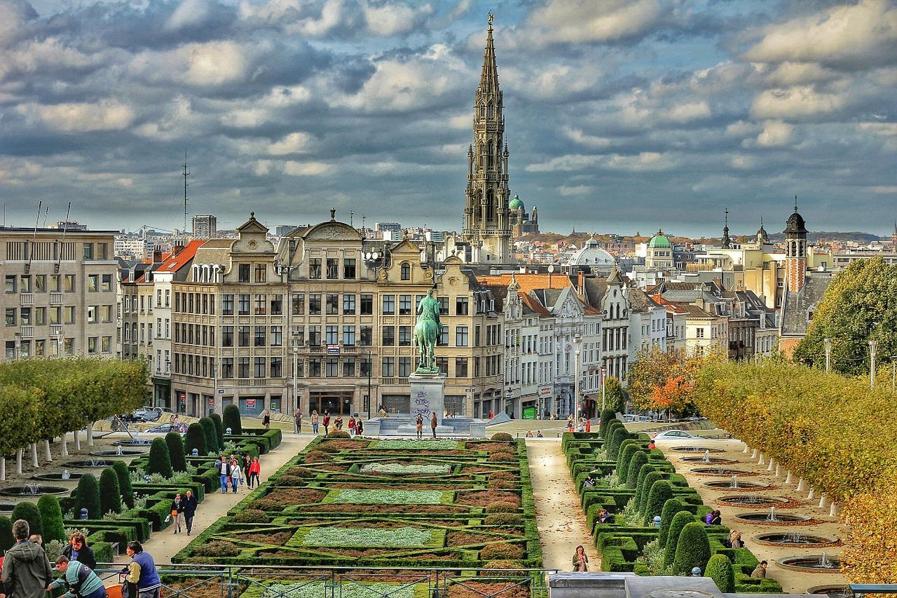 bruxelles monumenti storici