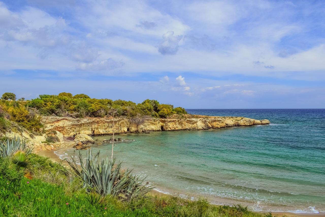 cipro spiagge gay