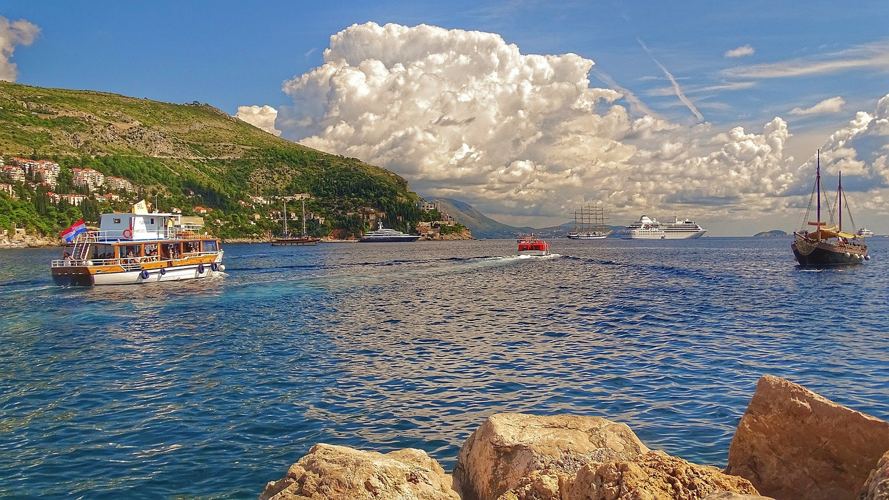 Dubrovnik spiagge naturiste