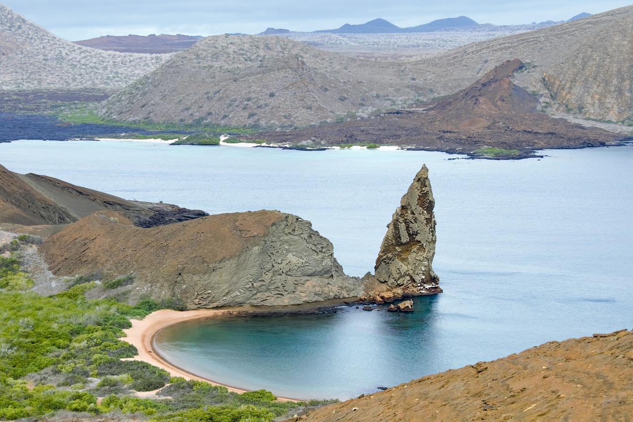 galapagos cosa vedere