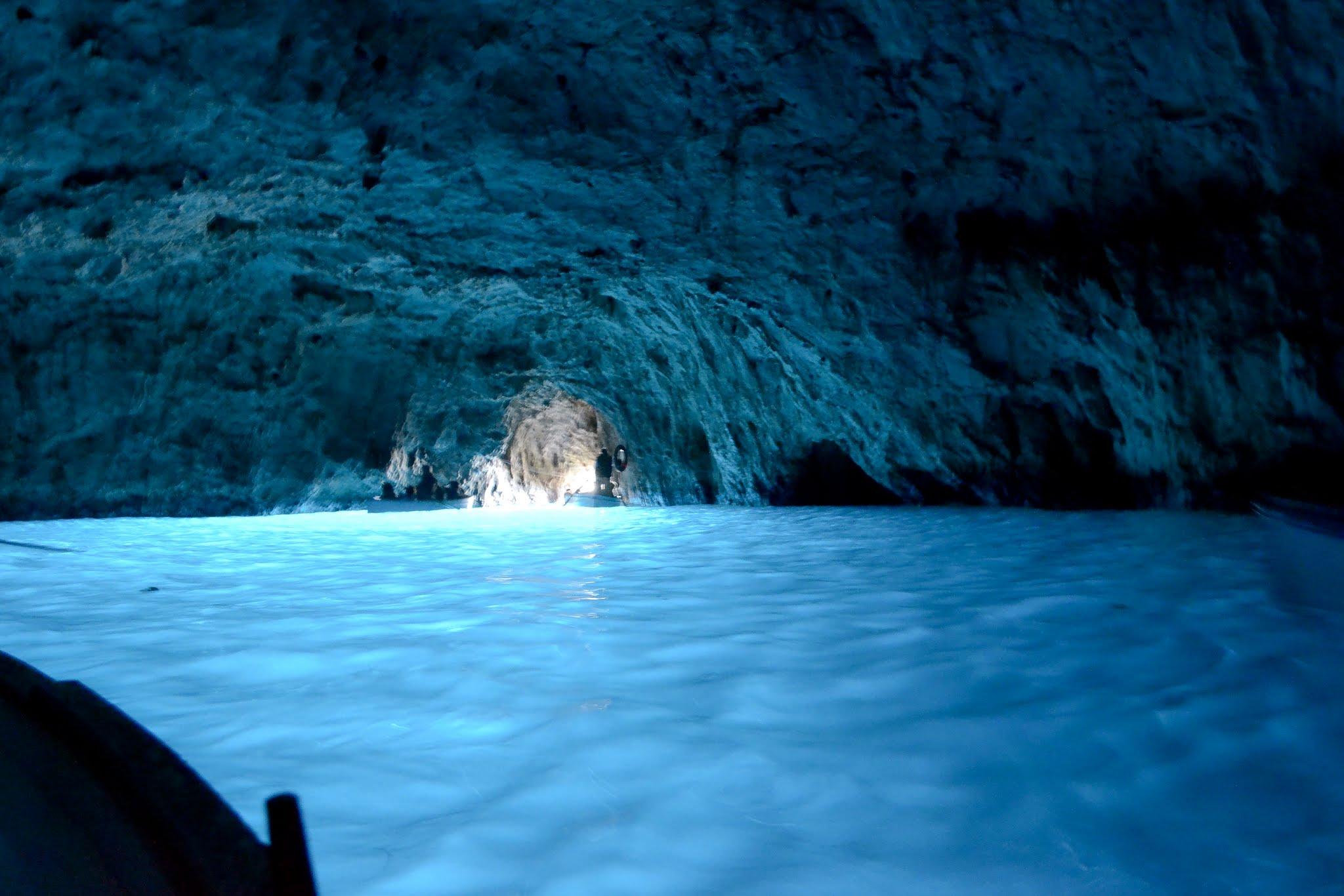 grotte azzurre capri