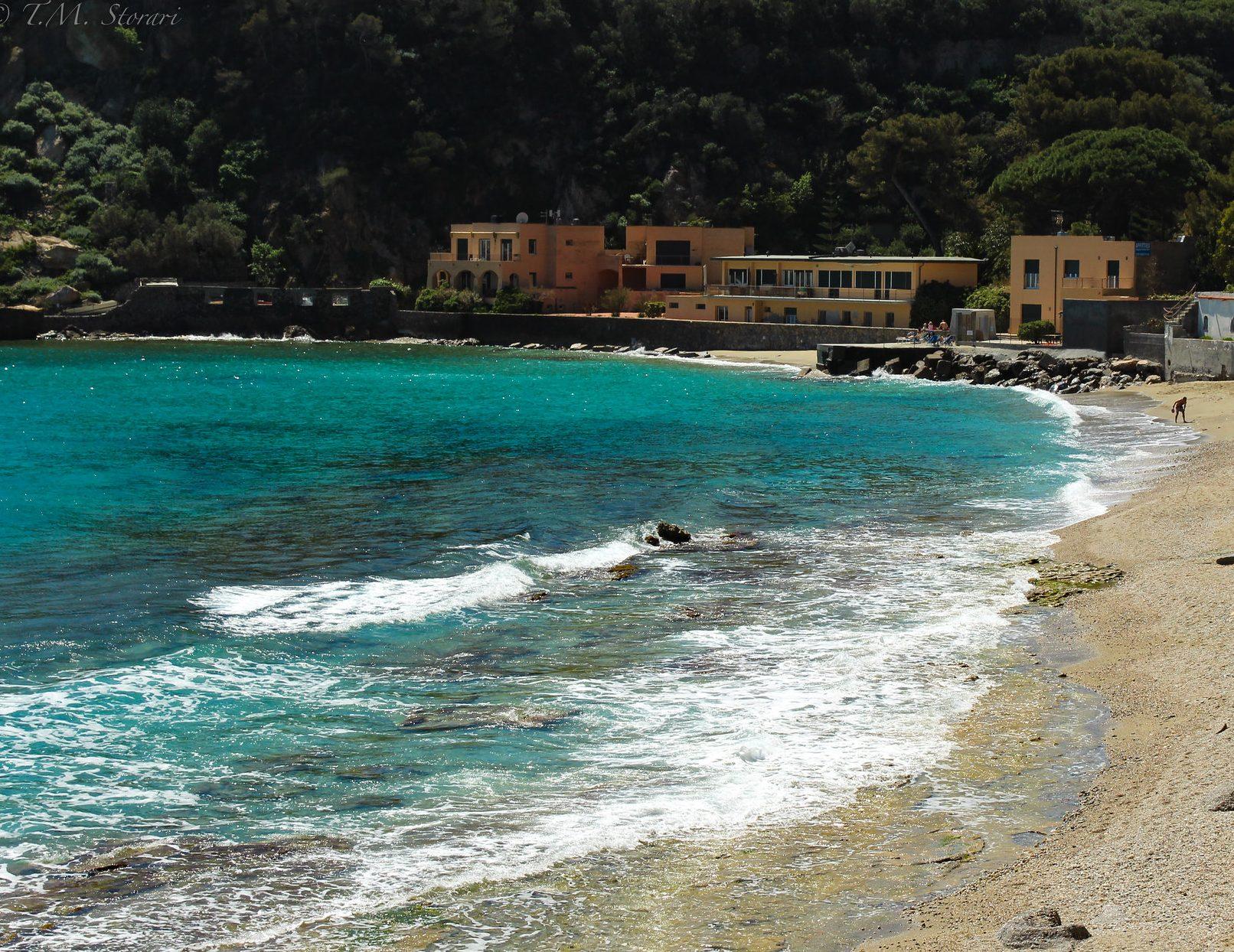 liguria spiagge libere