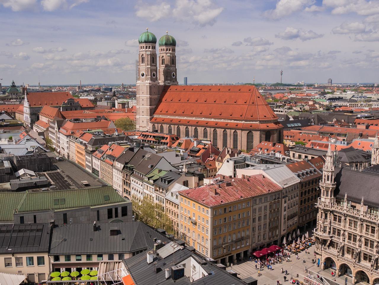7 cose da vedere a Monaco di Baviera in 3 giorni