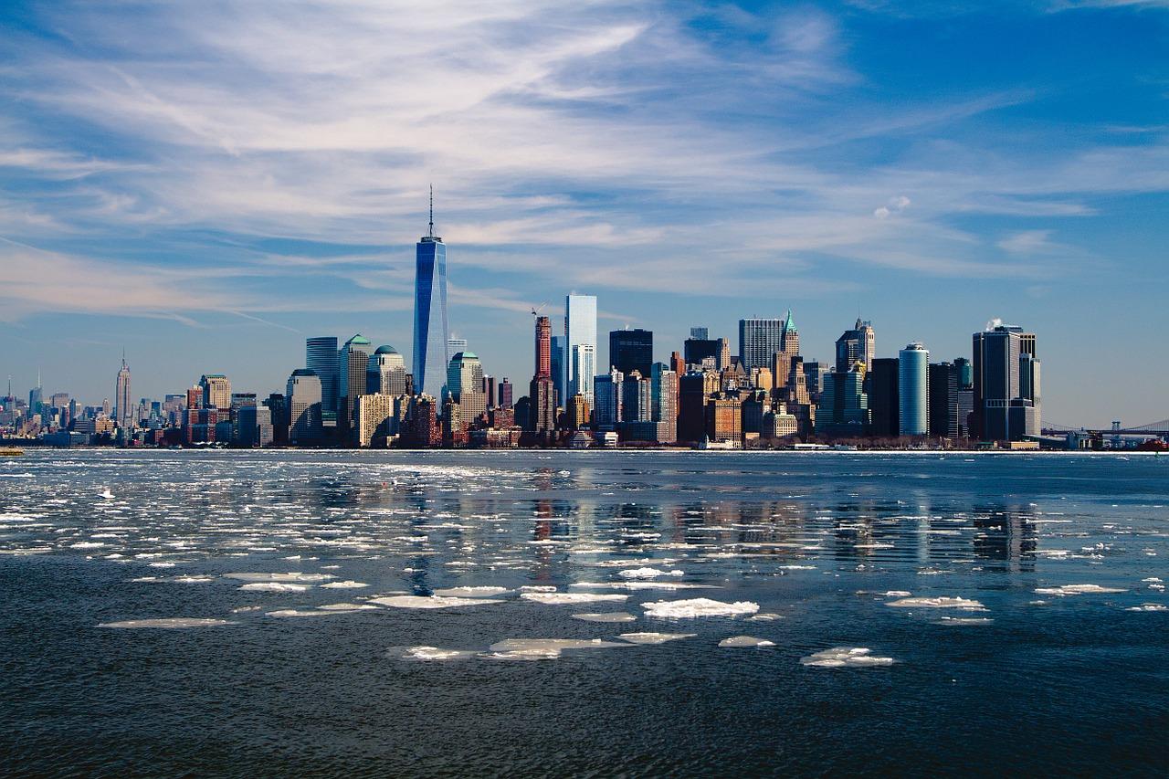 new york a gennaio