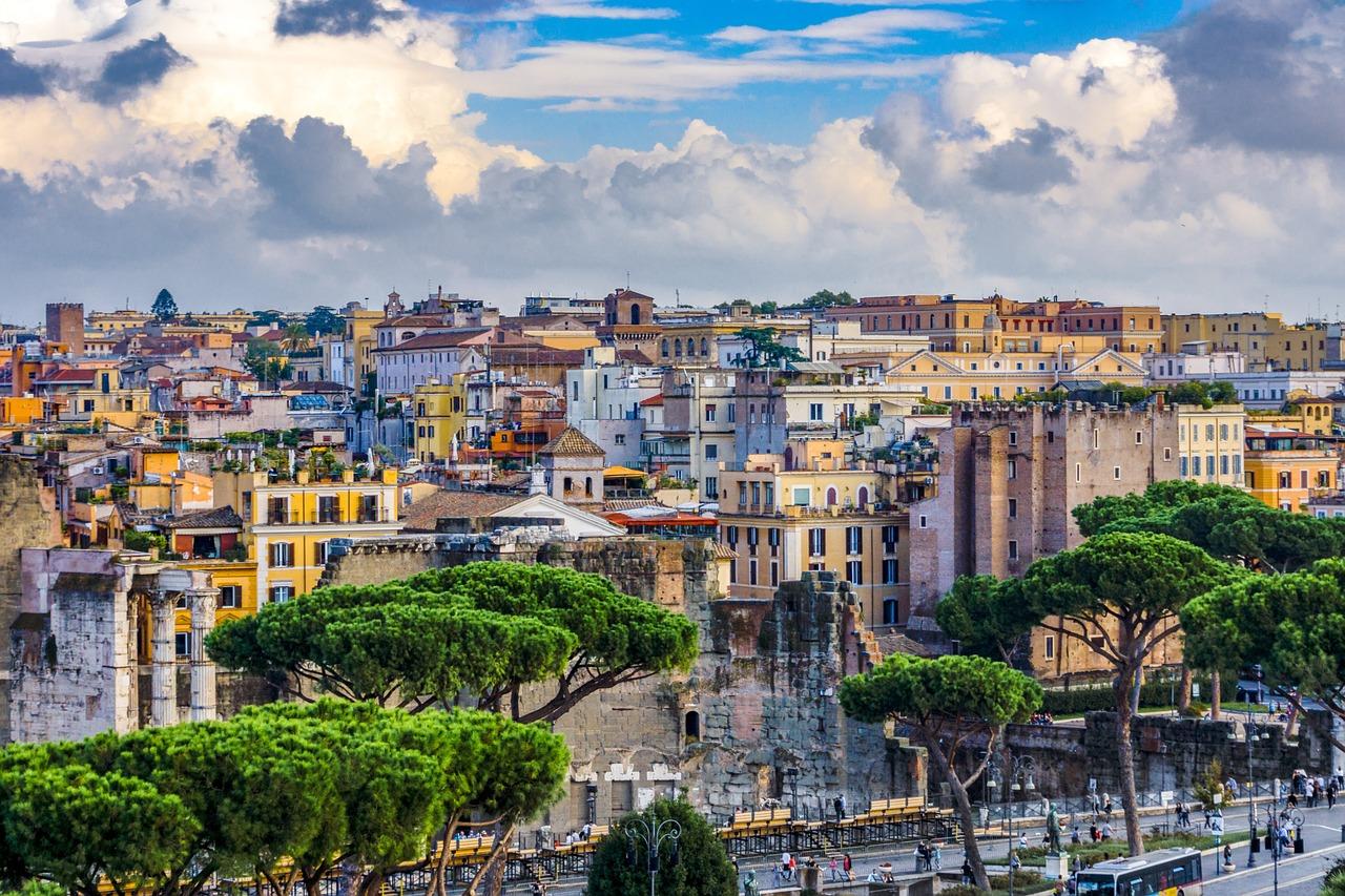 Panorami Roma Ecco Dove Ammirare I Più Belli Viaggiamo