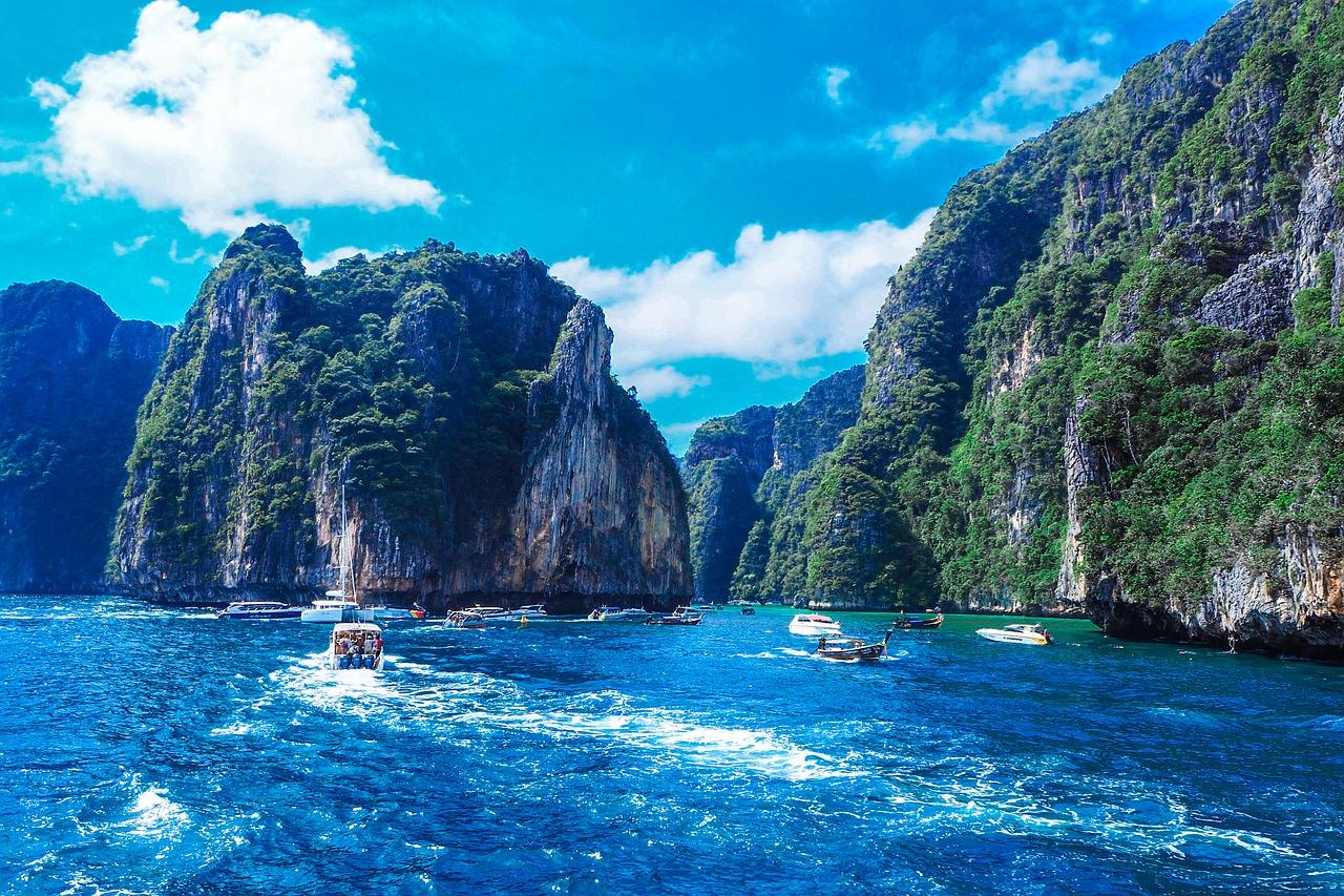 phi phi island dicembre