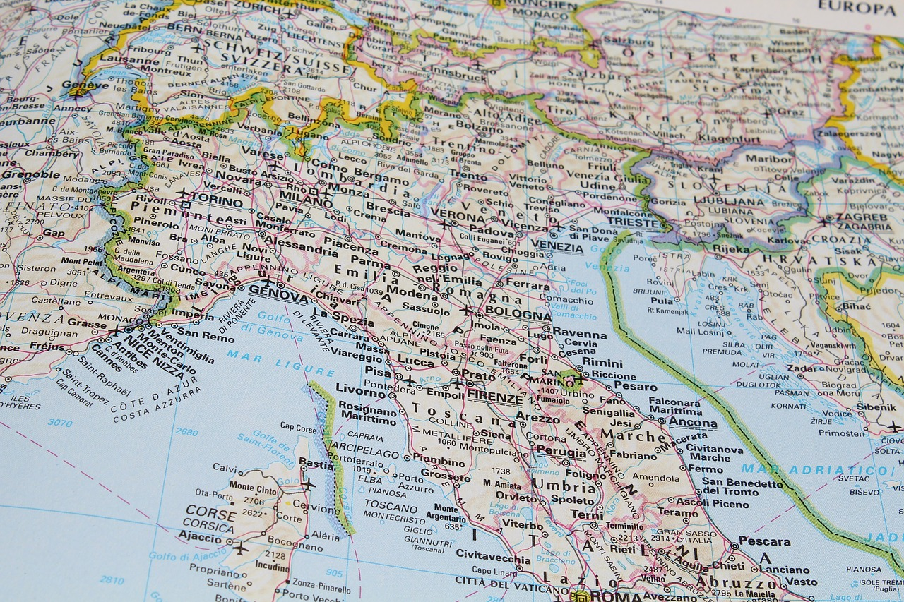 regioni italiane da visitare ad aprile