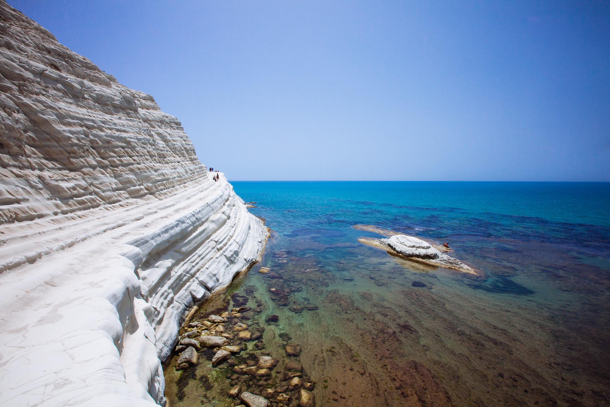scala dei turchi sicilia come arrivare