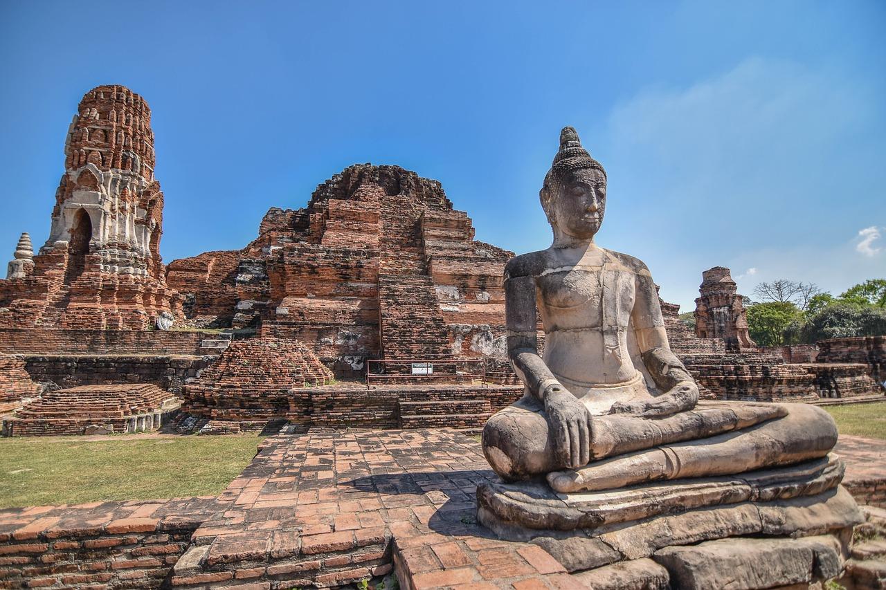 ayutthaya cosa vedere in un giorno