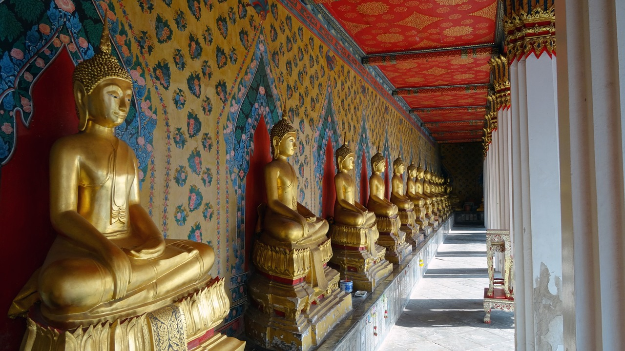 bangkok cosa vedere in 2 giorni