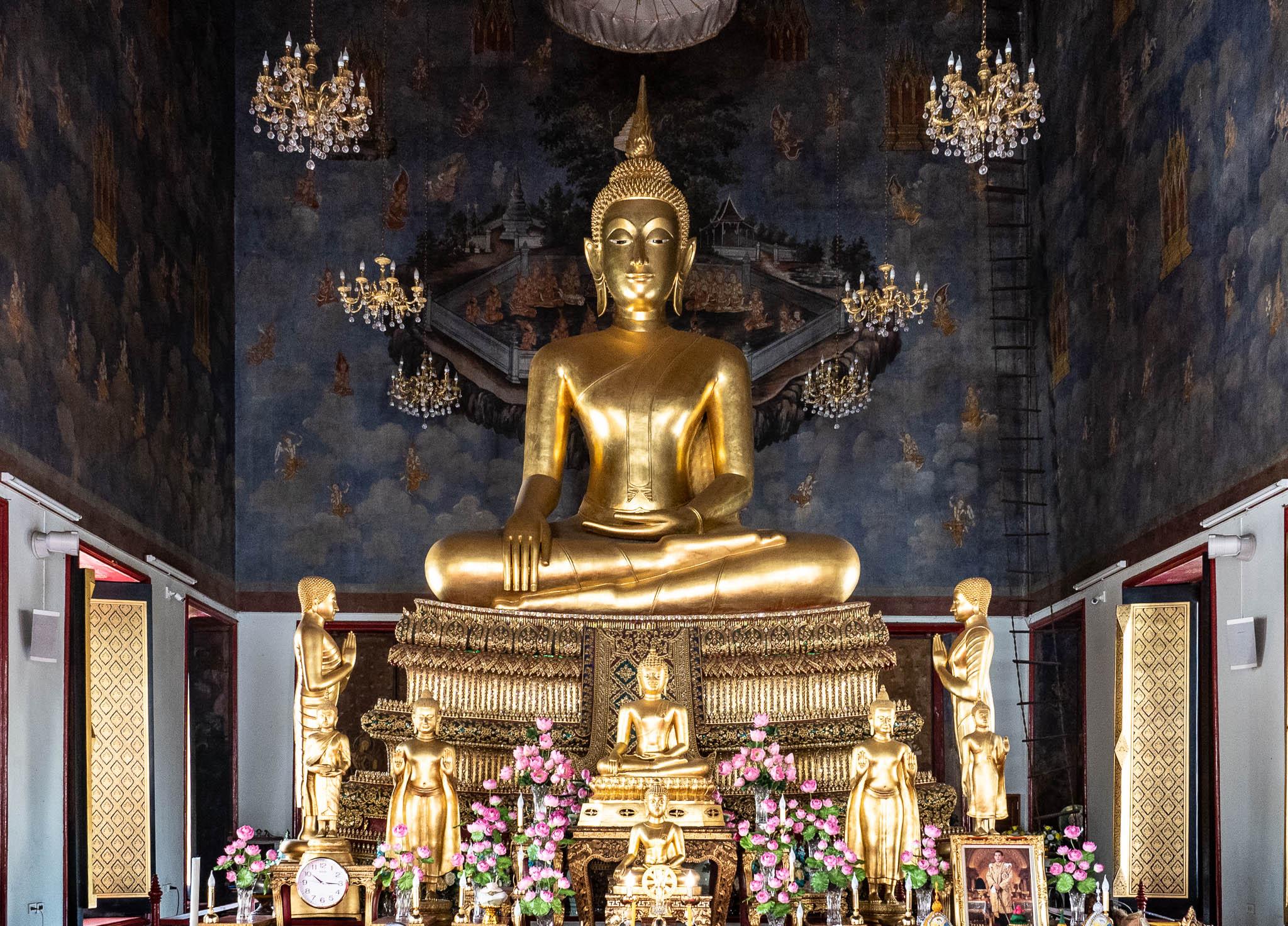 bangkok cosa vedere in 5 giorni