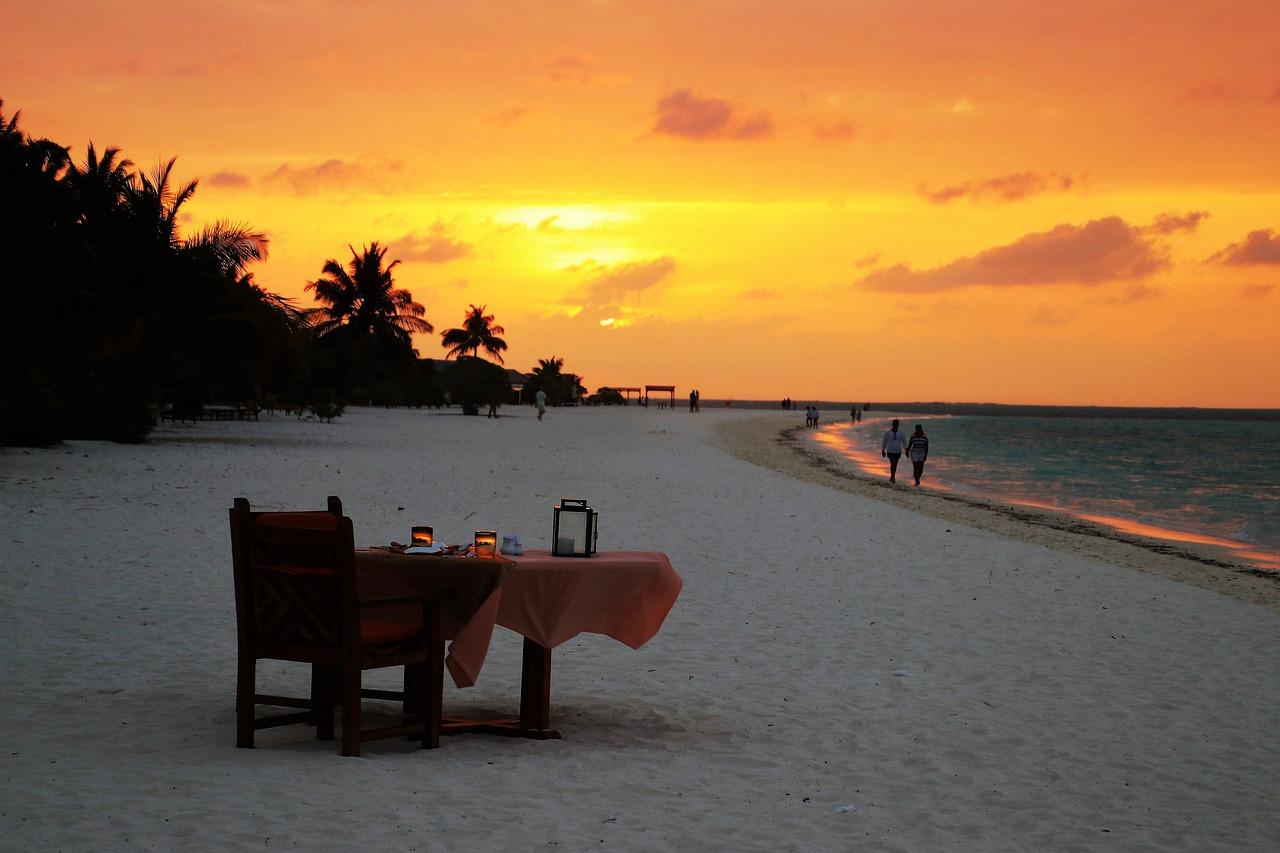 Capodanno 2020 alle Maldive