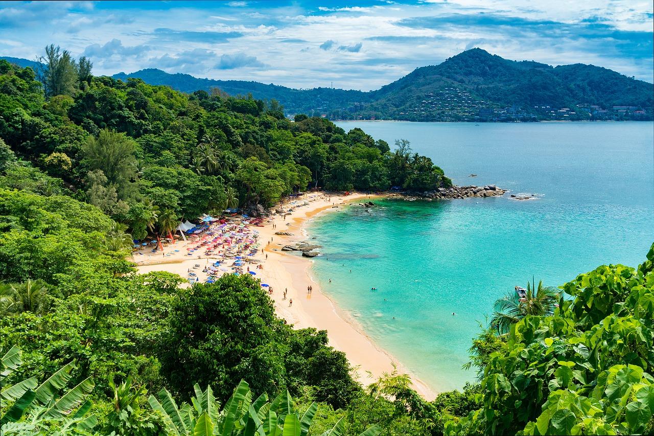 capodanno a phuket