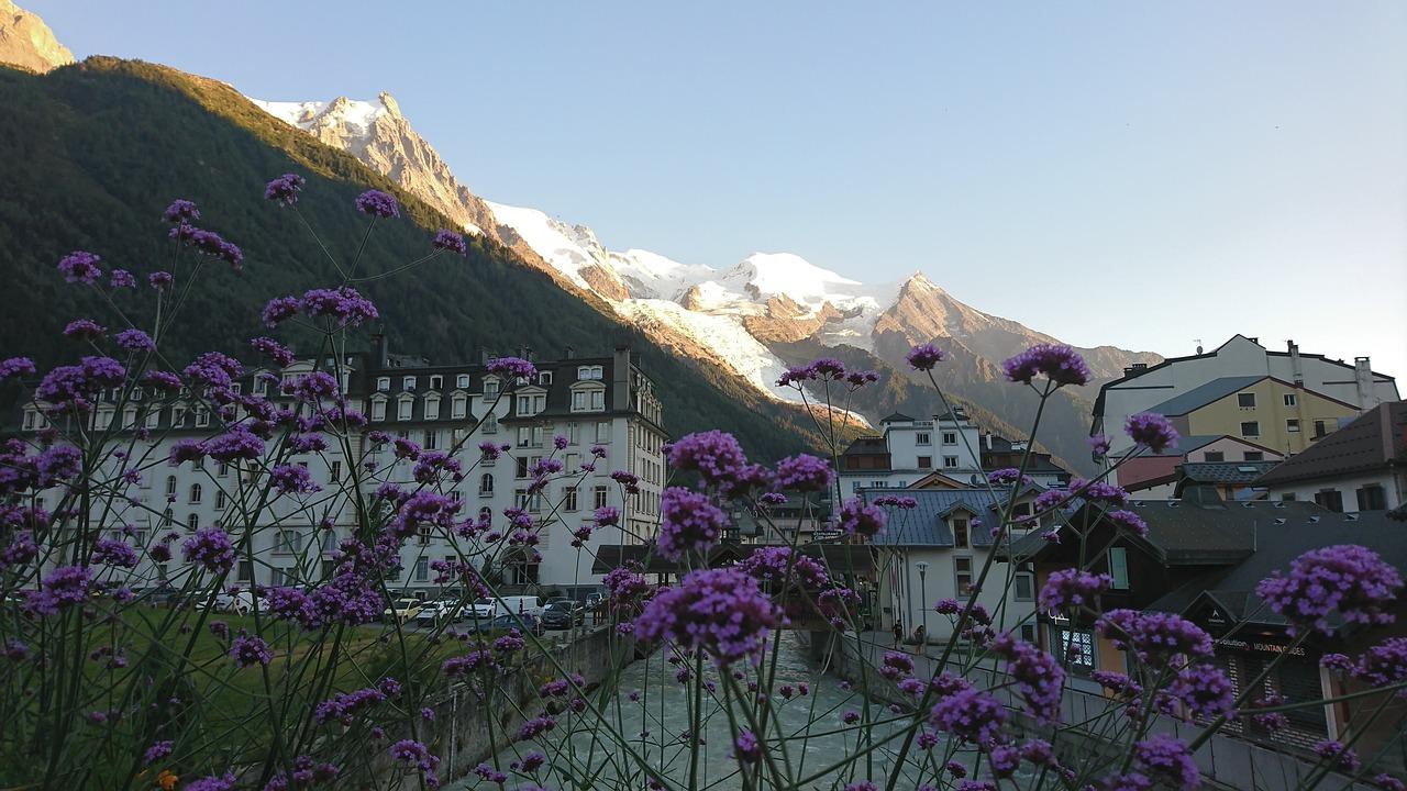 Capodanno 2020 montagna in Italia chamonix