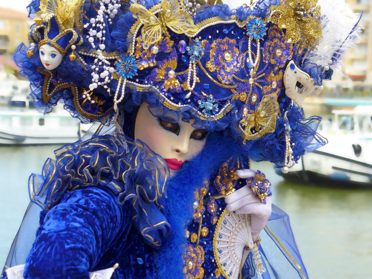 carnevale venezia 2020